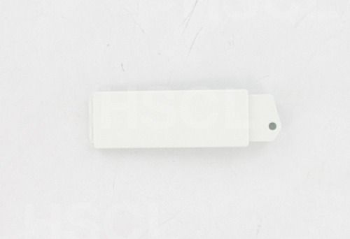 Door Catch Blanking Plate: Indesit C00095528