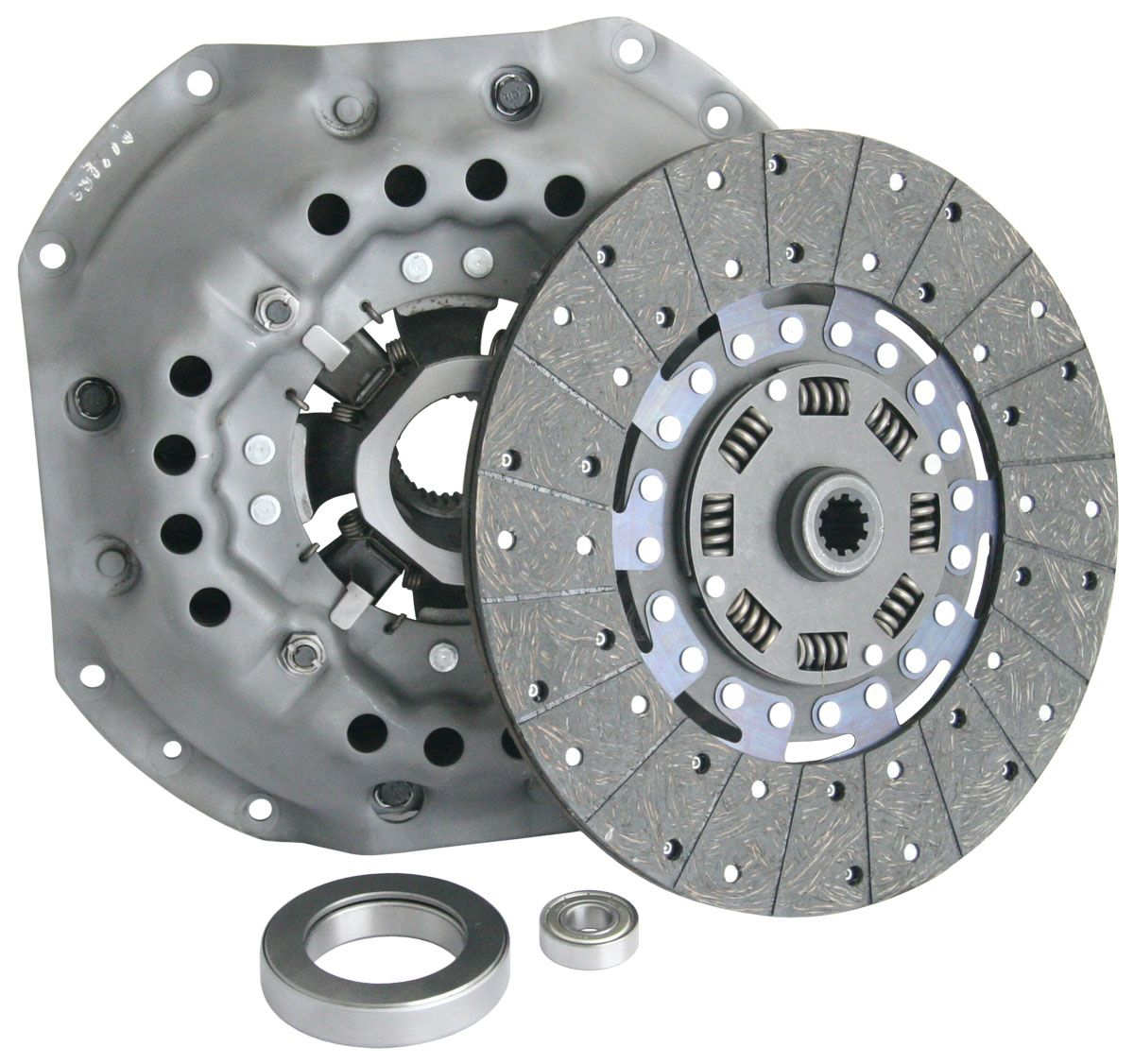 EMMARK NEW HOLLAND CLUTCH KIT SINGLE 13(INCH) 10 SPLINE - (E1ADKN7580B)