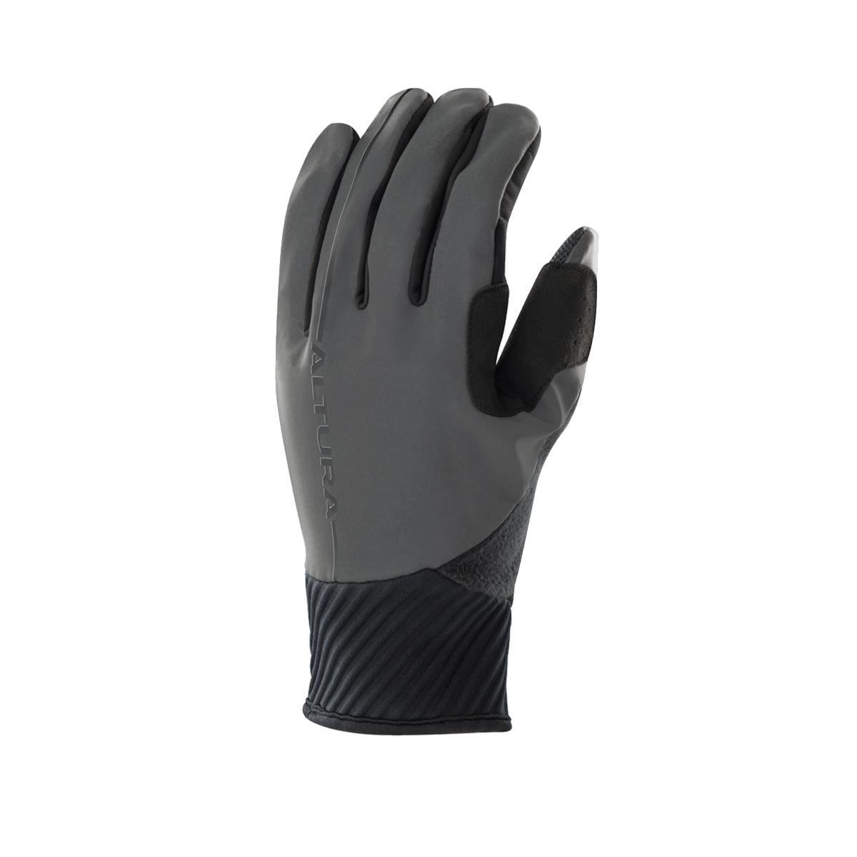Altura Thermo Elite Glove 2018: Dark Reflective/Black S