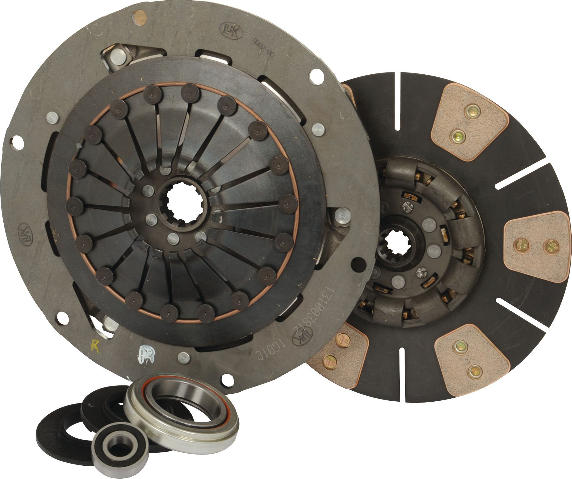 CASE IH CLUTCH KIT WITH BEARINGS