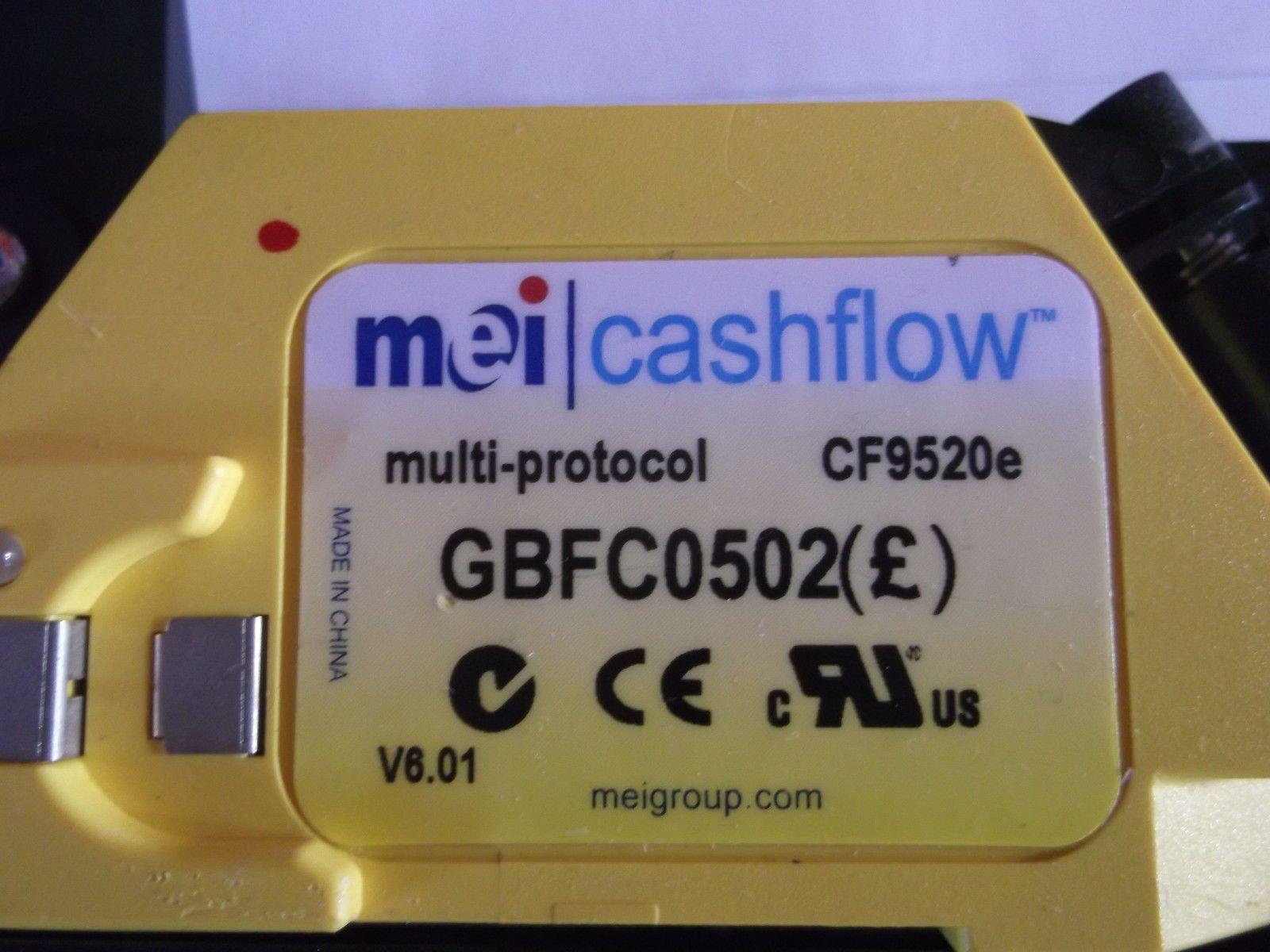 NEW £1 COIN READY MEI CASHFLOW COIN MECHANISM CF9520e (GBFC0502)