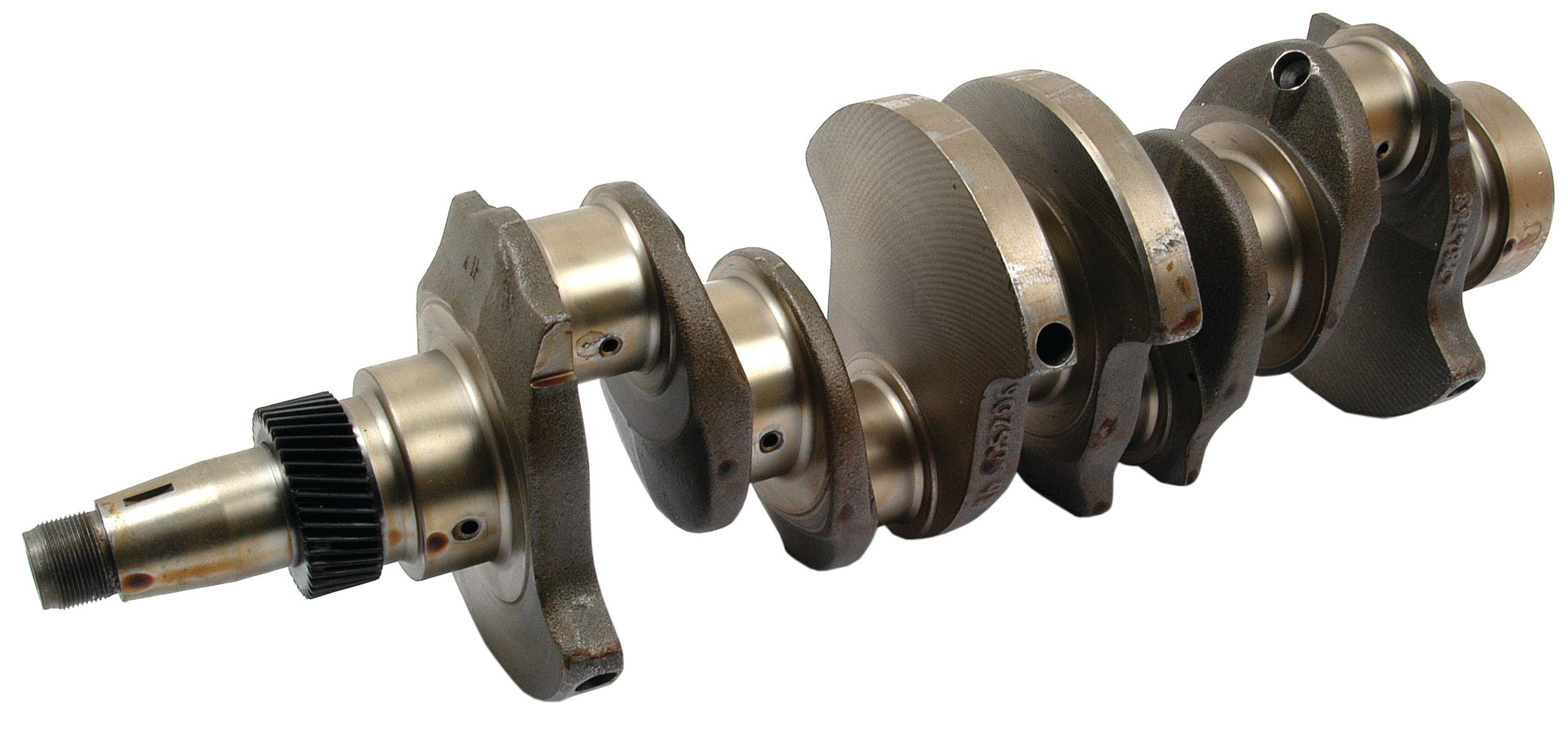 WHITE/OLIVER CRANKSHAFT-FIAT 4 CYL 6 HOLE