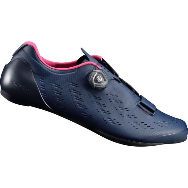 Shimano RP9 (RP901) SPD-SL shoes, navy, size 39