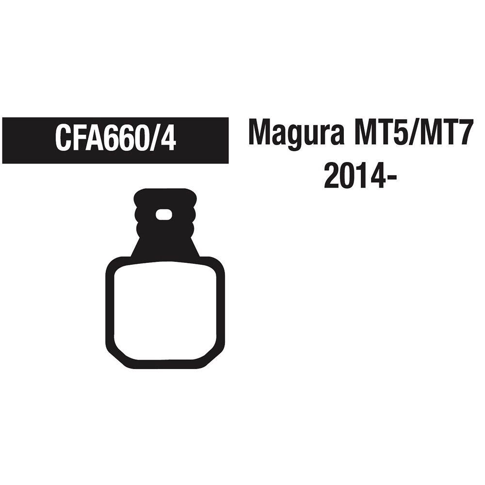 EBC  MAGURA MT5/MT7 2014 GRN