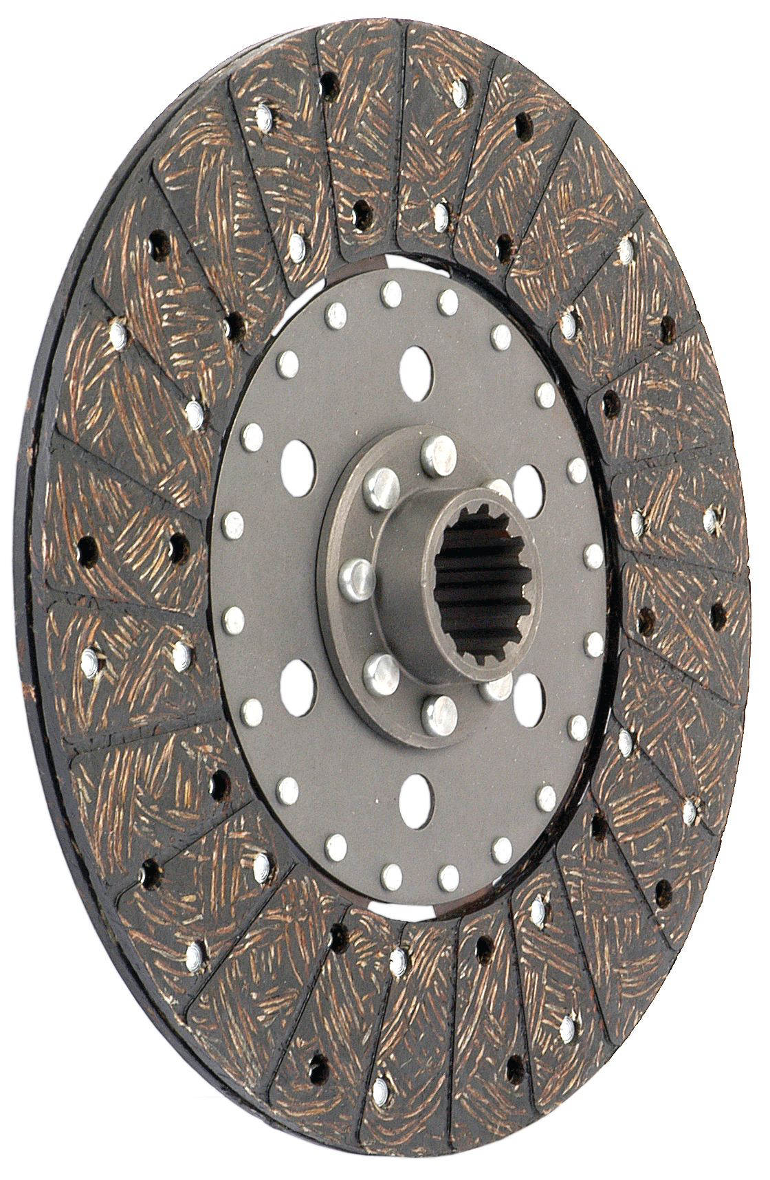 LONG TRACTOR CLUTCH PLATE 280MM 62185