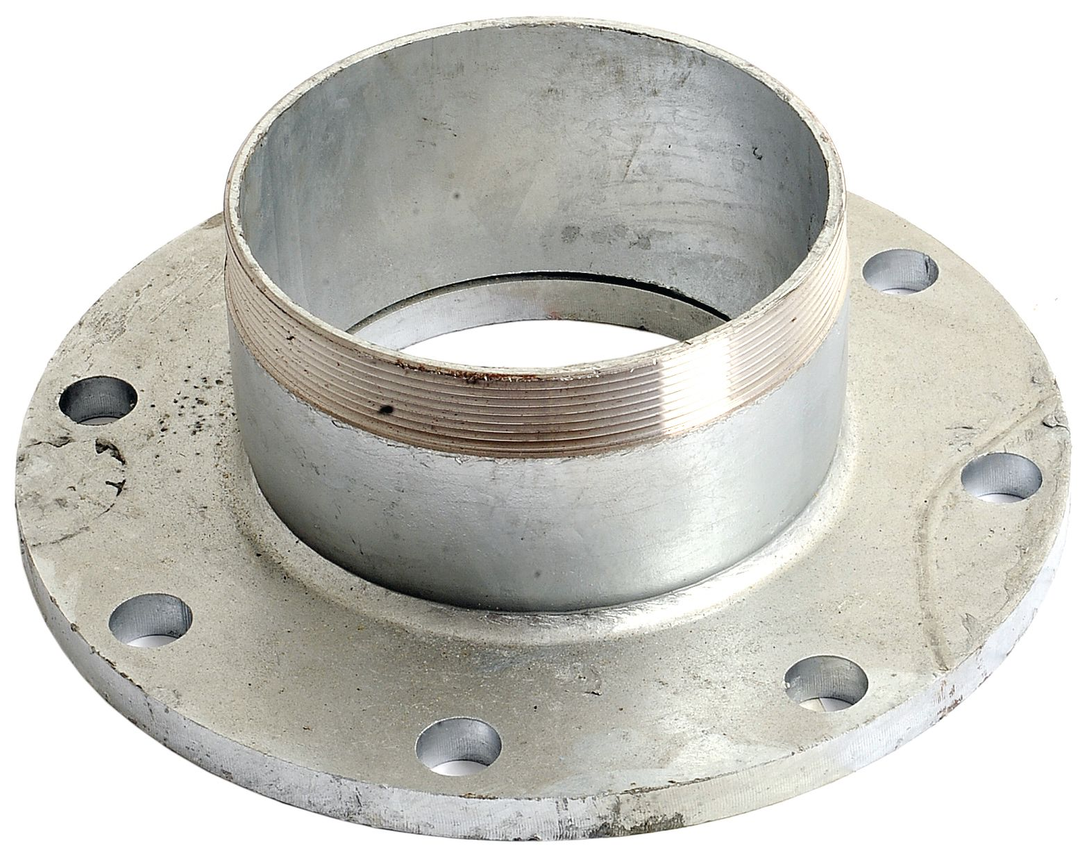 "NOT SPECIFIED FLANGE-RND THR GAL 80X3"" U 102994"