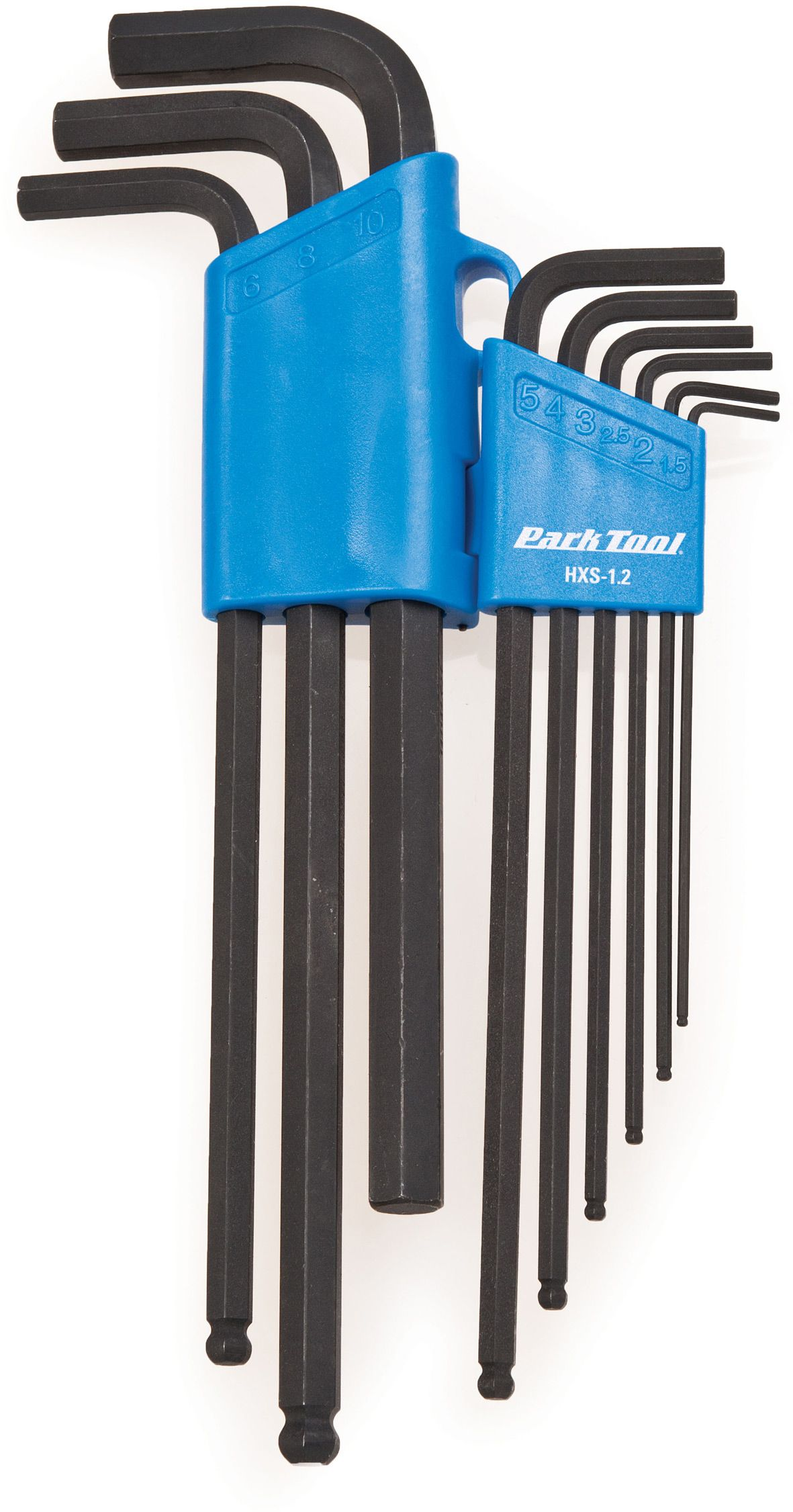 PARK TOOL TOOL PARK HEX WRENCH SET QKHXS1