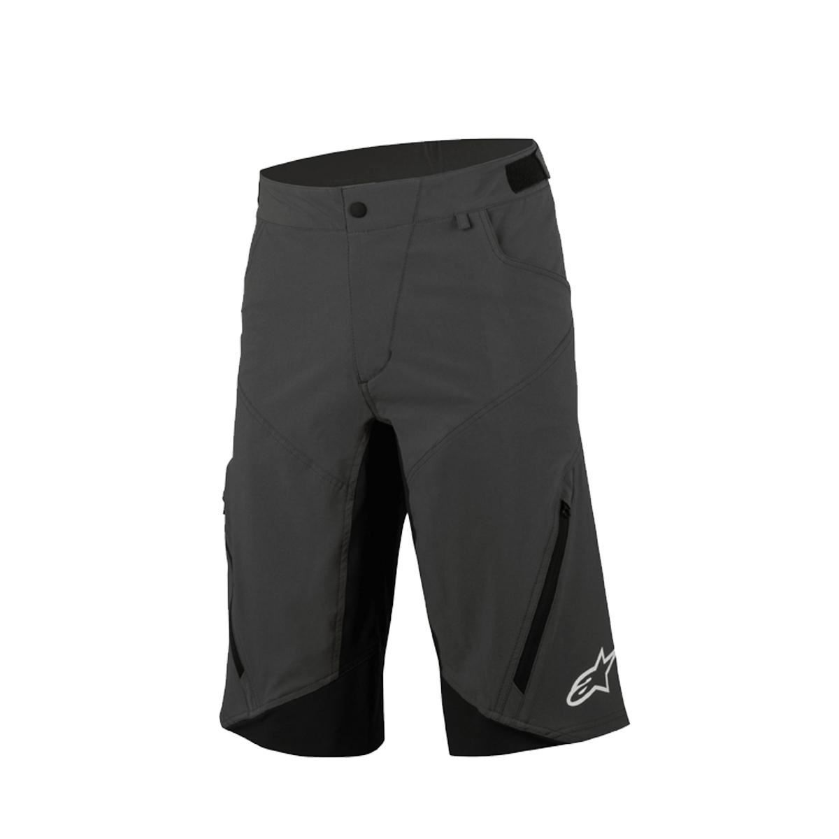 Alpinestars Northshore Shorts 2017: Black/White 32