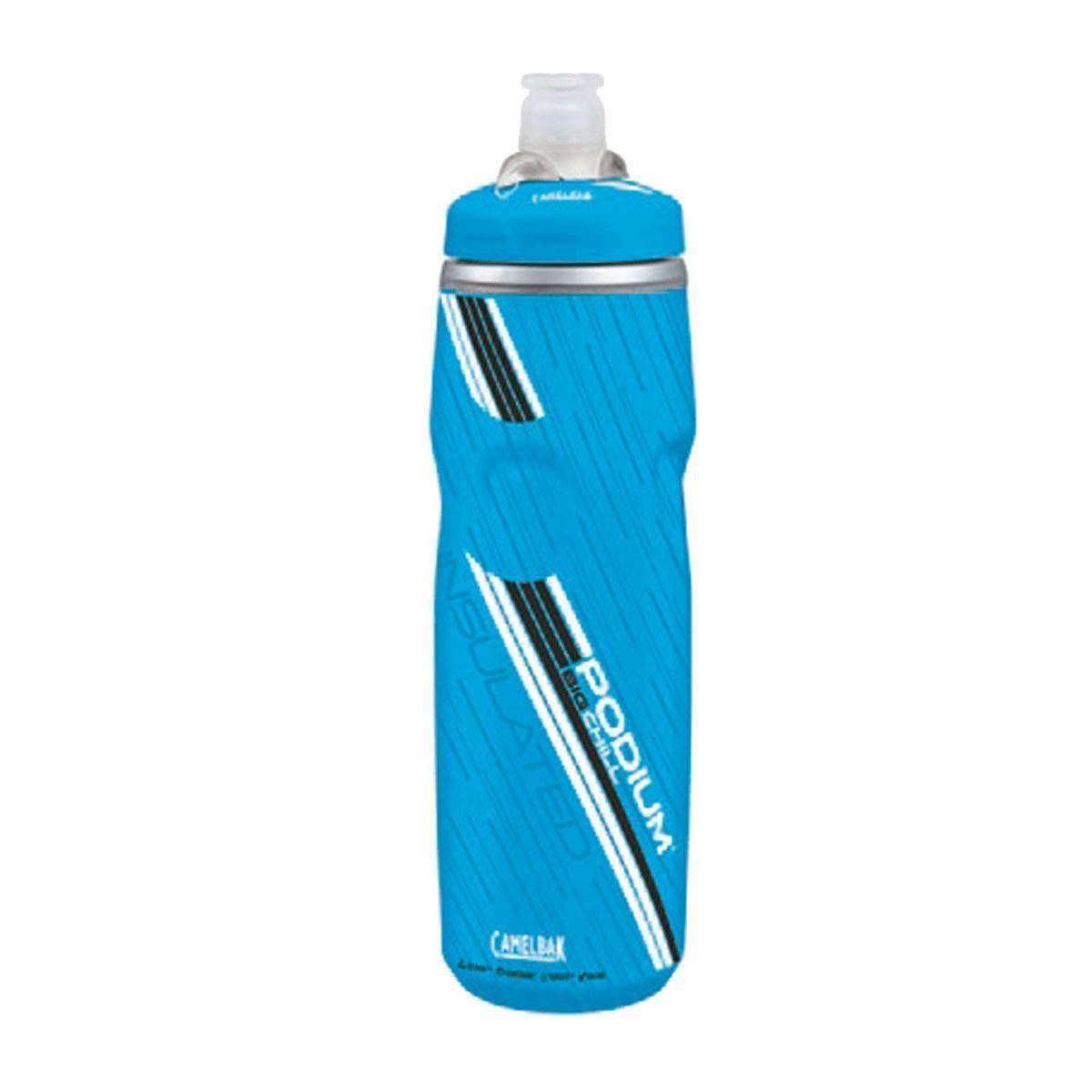 Camelbak Podium Big Chill Insulated Bottle 750Ml 2018: Breakaway Blue 750Ml/25Oz