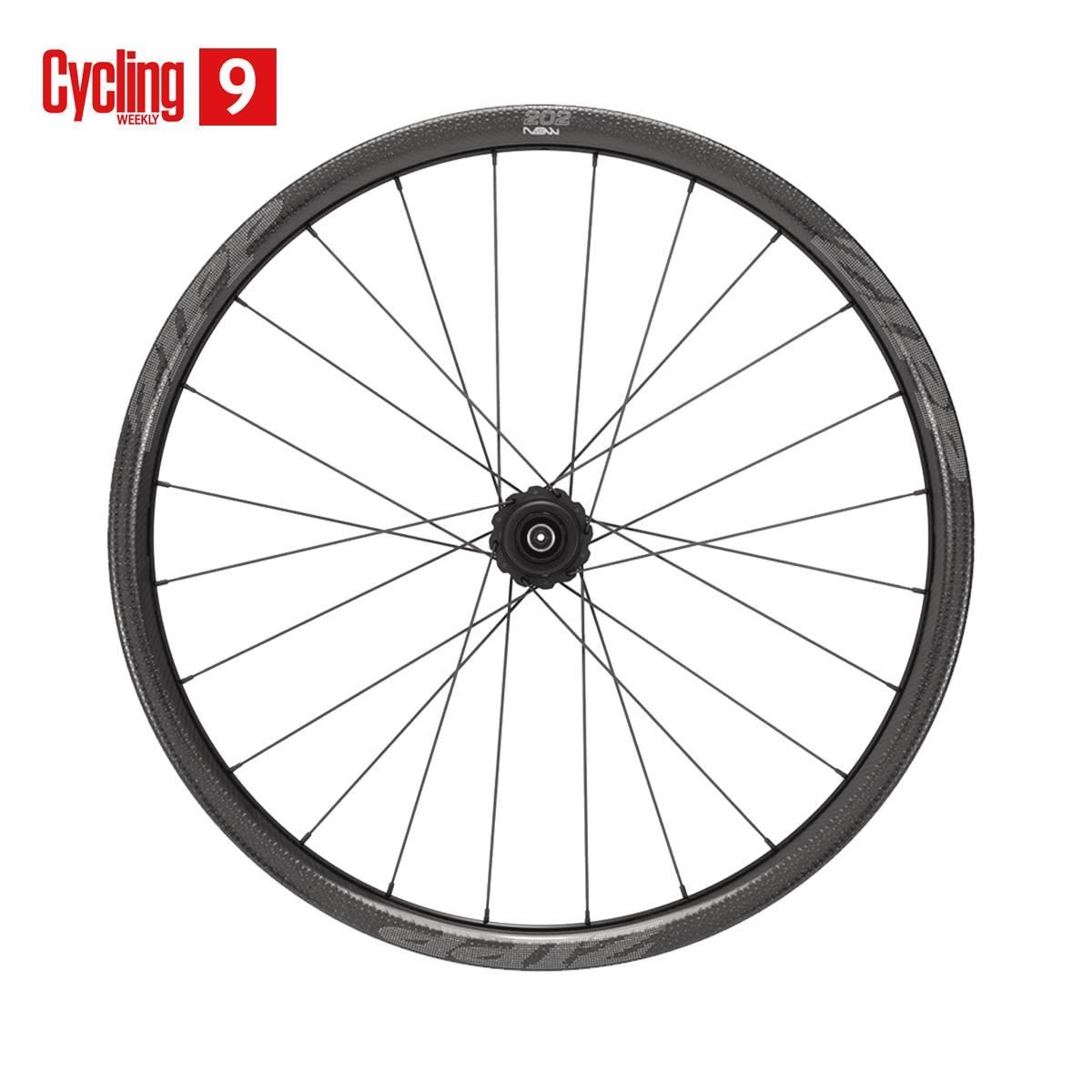 Zipp 202 Nsw Carbon Tubeless Disc Brake Center Locking 700C Cognition Rear 24Spokes Convertible-Quick Release & 12X142Mm Through Axle Impress Graphics A1: Impress 700C Campagnolo