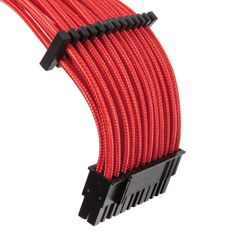 BITFENIX ALCHEMY 2.0 PSU CABLE KIT SSC/XFX-SERIES - RED BFX-ALC-SSCRR-RP