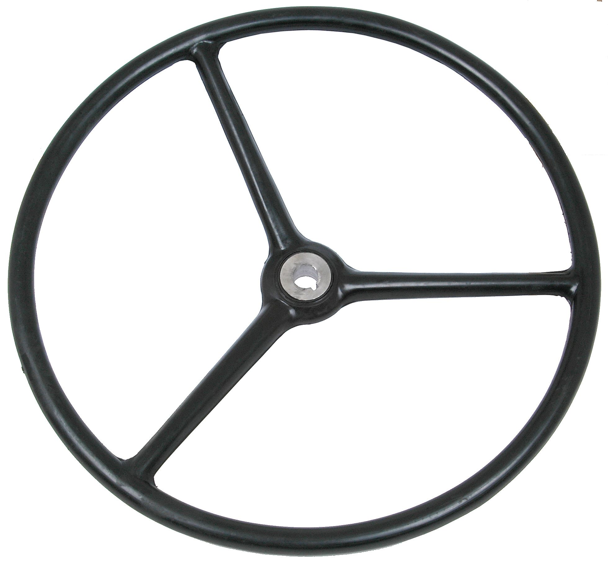 NUFFIELD STEERING WHEEL-KEYED 70744