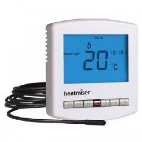 HEATMISER PRT-E ELECTRIC FLOOR HEATING THERMOSTAT PRT-E-V3
