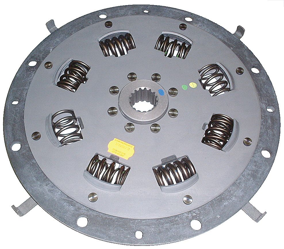 FORD NEW HOLLAND CLUTCH PLATE MAIN