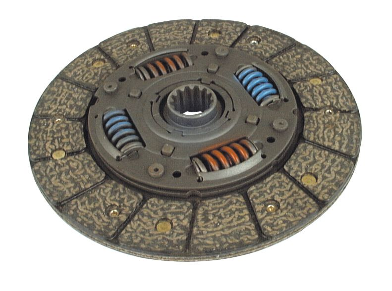 "ISEKI CLUTCH PLATE 8.1/2"" 13 SPLINE 20329"