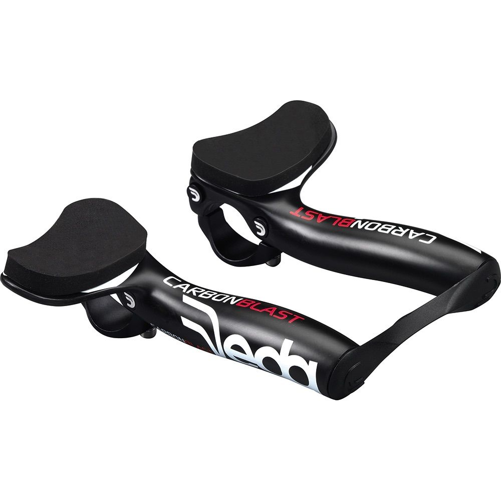 DEDA ELEMENTI CARBON BLAST CLIP ON TRI BAR