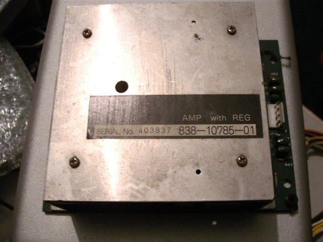SOUND AMP 838-10785-01 SOUNDAMP8381078501