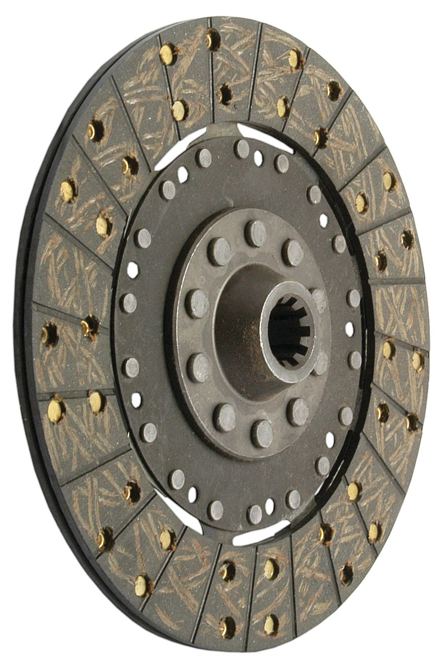 "NUFFIELD CLUTCH PLATE 9"" 72865"