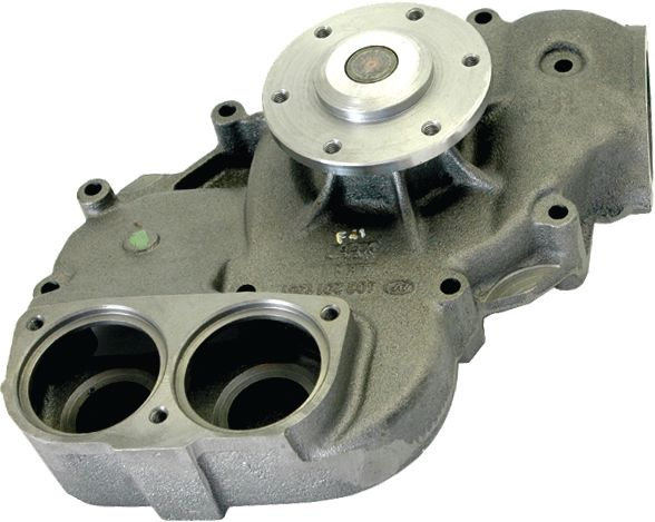 MERCEDES BENZ WATERPUMP ASSEMBLY 75907