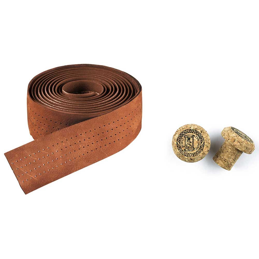 SELLA ITALIA LEGGENDA LEATHER TAPE TAN