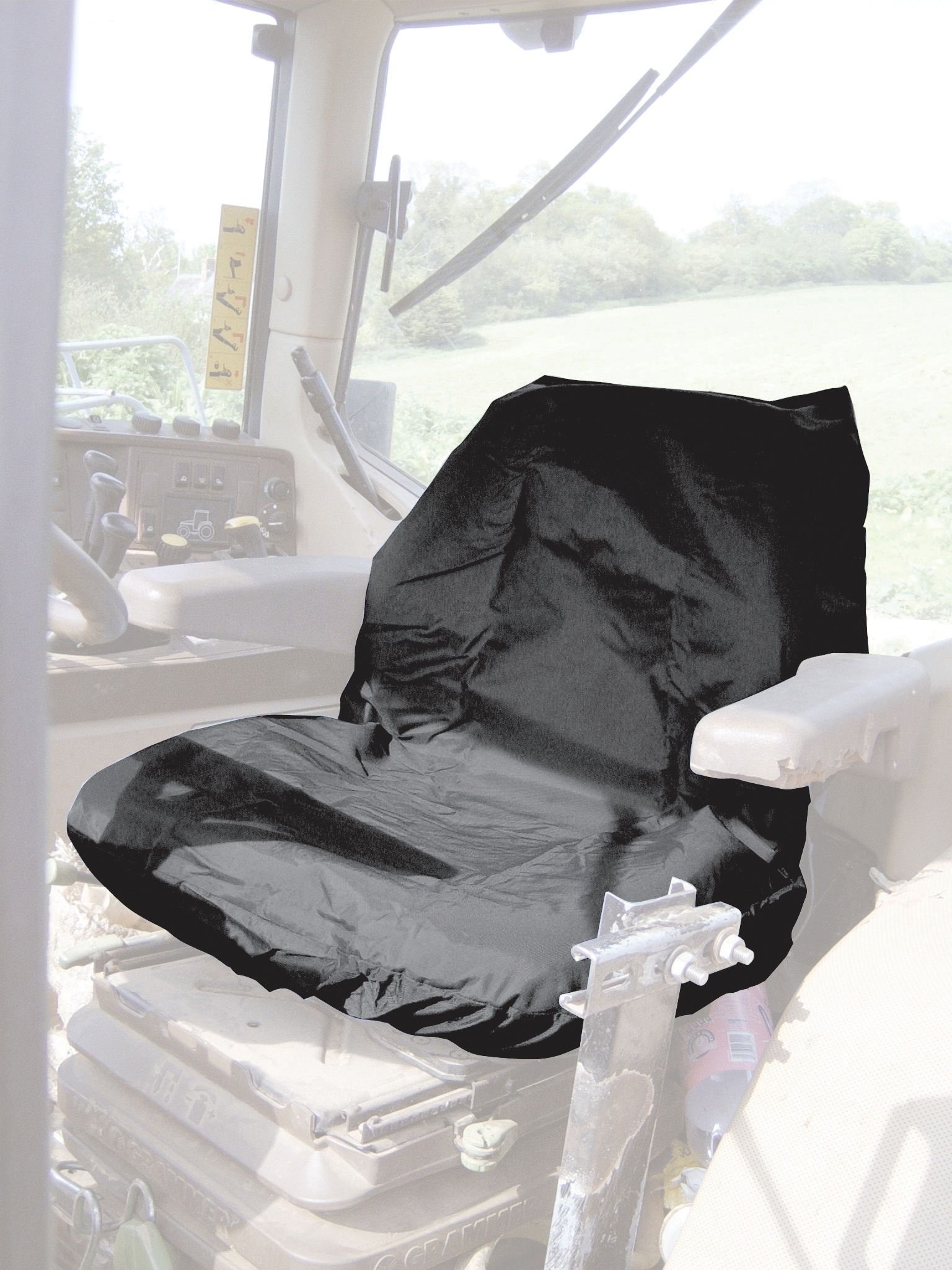 MERLO S/COVER-AGRICULTURAL-BLACK 71717