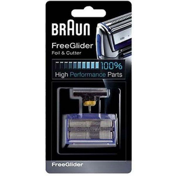 Braun FreeGlider Foil & Cutter Pack Z632589
