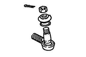 MASSEY FERGUSON TRACTOR BALL JOINT (AGCO) 3595527M91