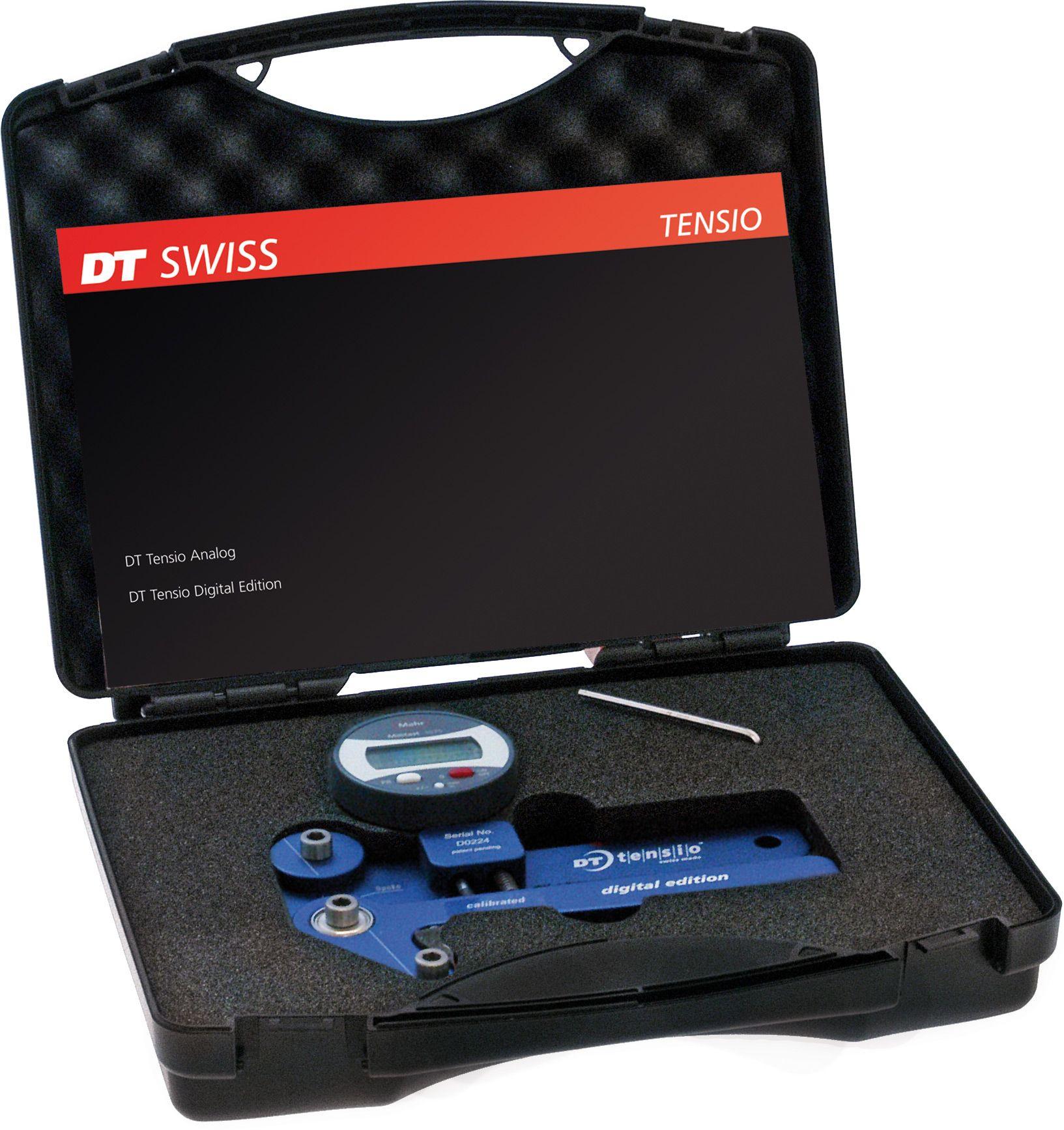 DT SWISS TOOL DT TENSIOMETERDIGITALBLUE BLUE TLDT109