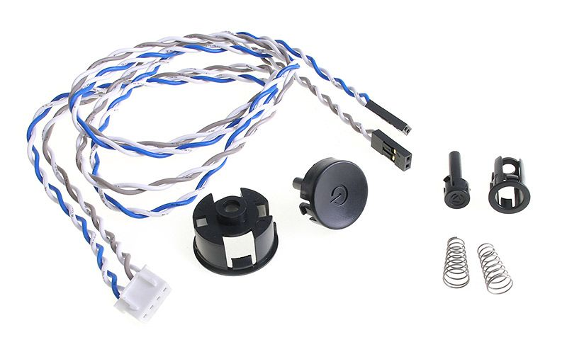 LIAN LI PT-SK04B POWER & RESET BUTTON KIT