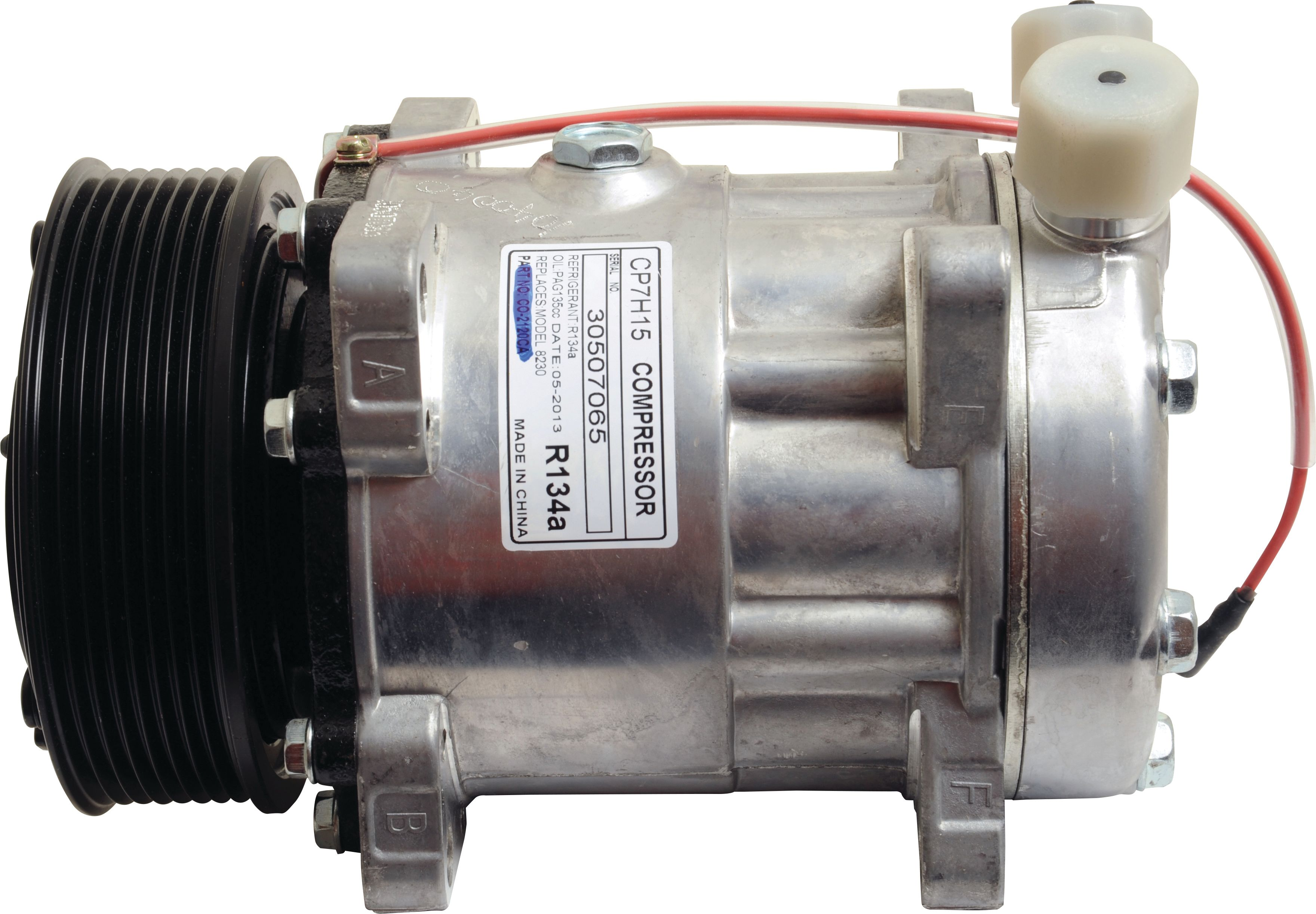 FORD NEW HOLLAND COMPRESSOR 111860