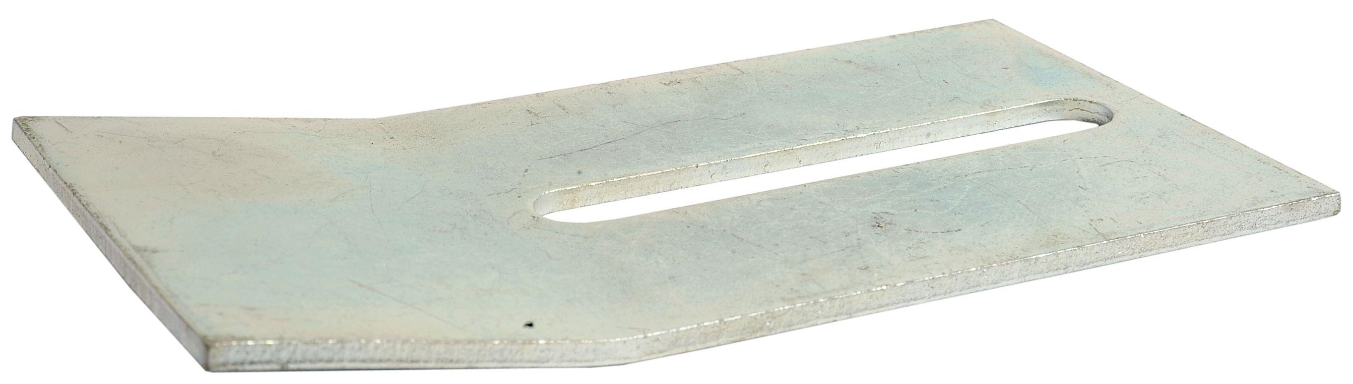 KUHN SCRAPER PLATE 140X75X3