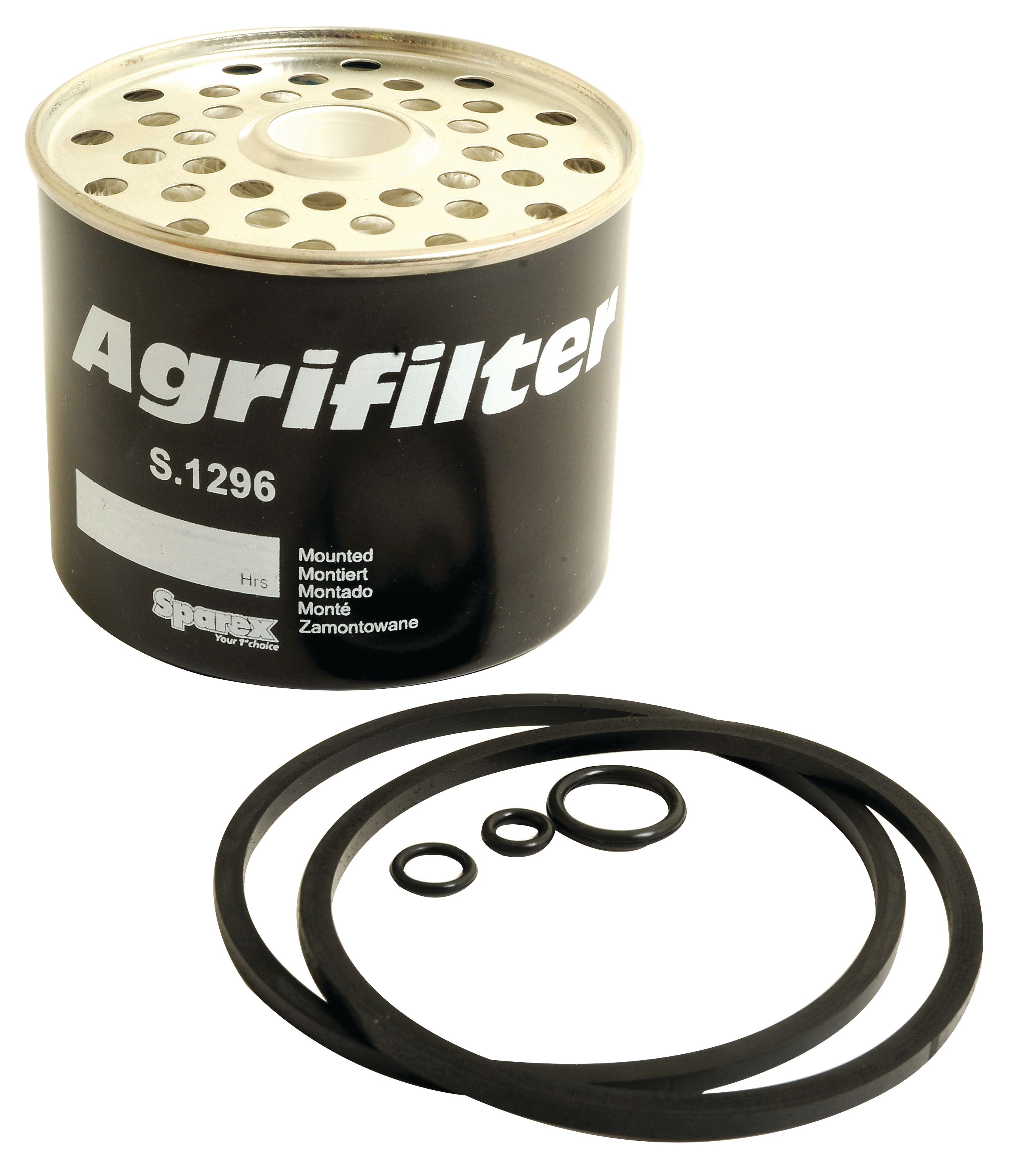 ROADLESS FUEL FILTER 1296