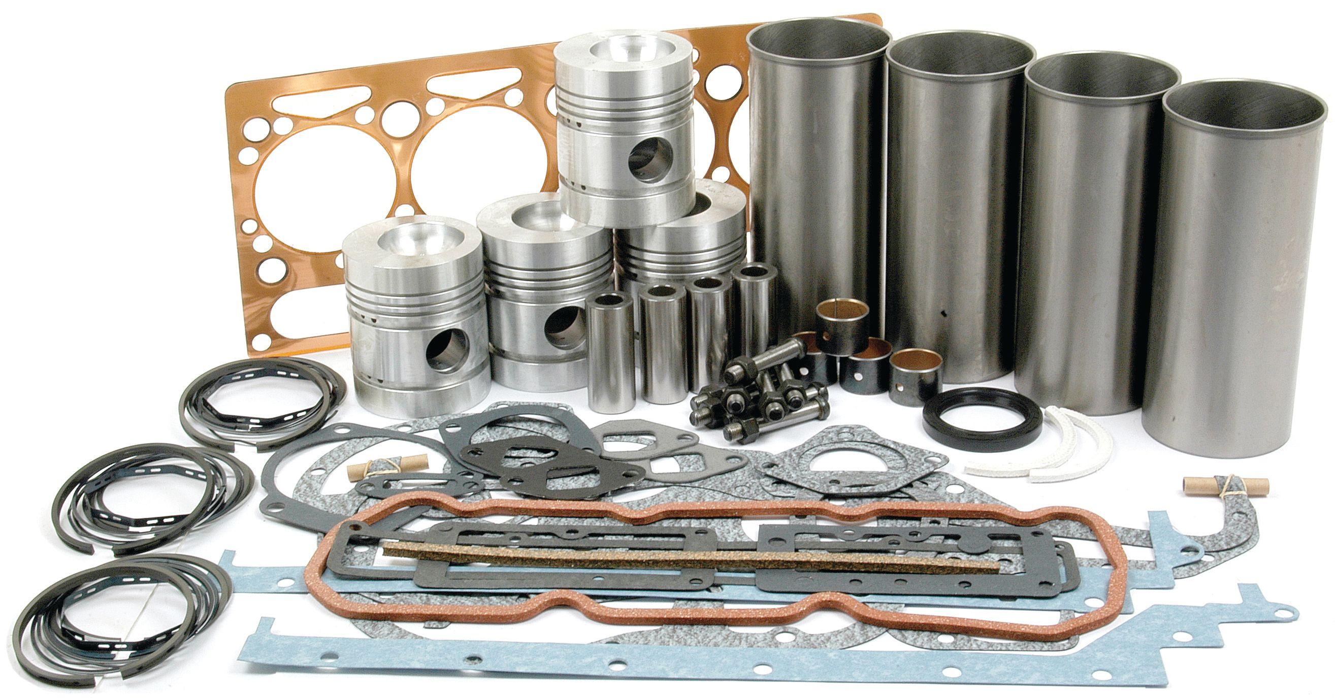 PERKINS ENGINE OVERHAUL KIT-CHROME LIN 41897