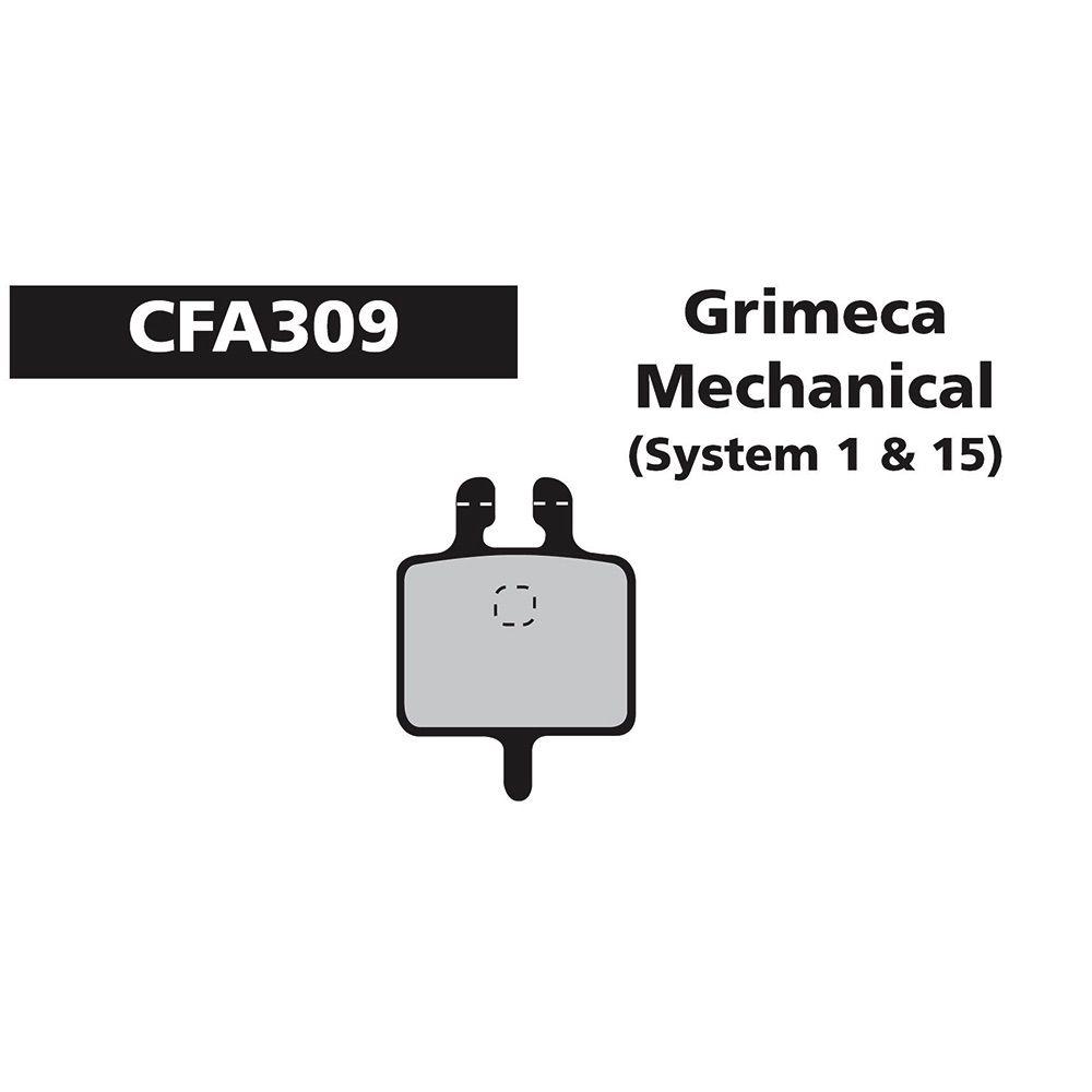 EBC EBC GRIMECA SYST 1/15 GREEN FA309