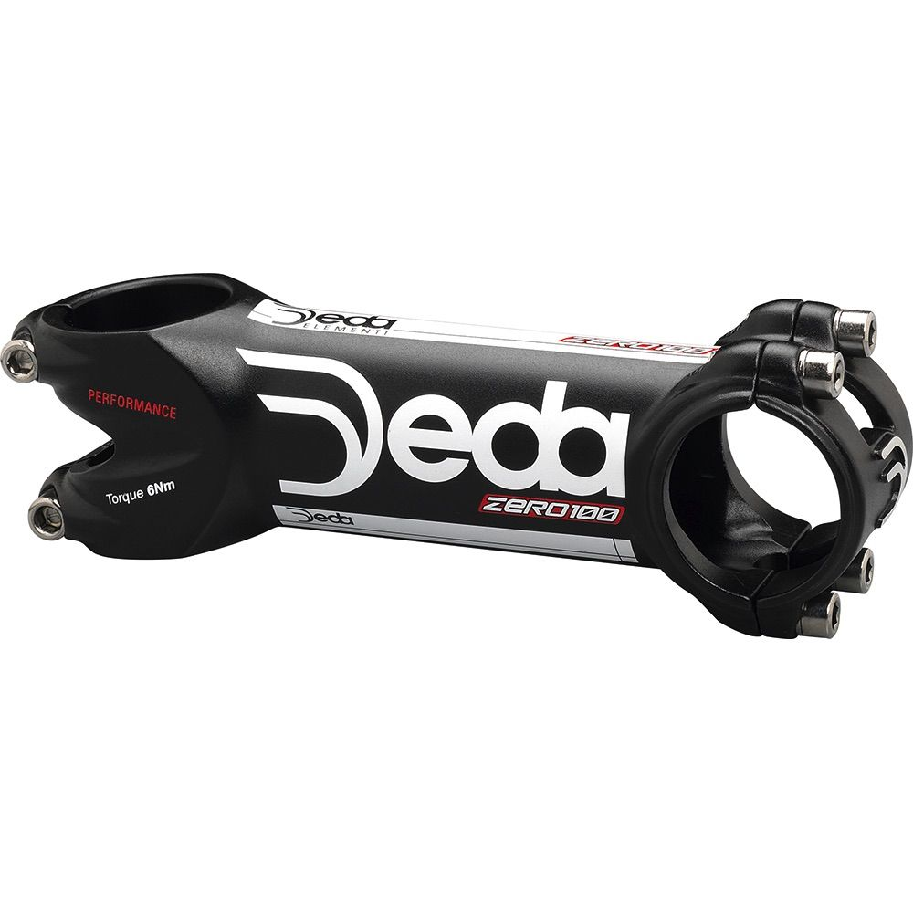 DEDA ELEMENTI ZERO100 PERF BLACK STEM 80MM