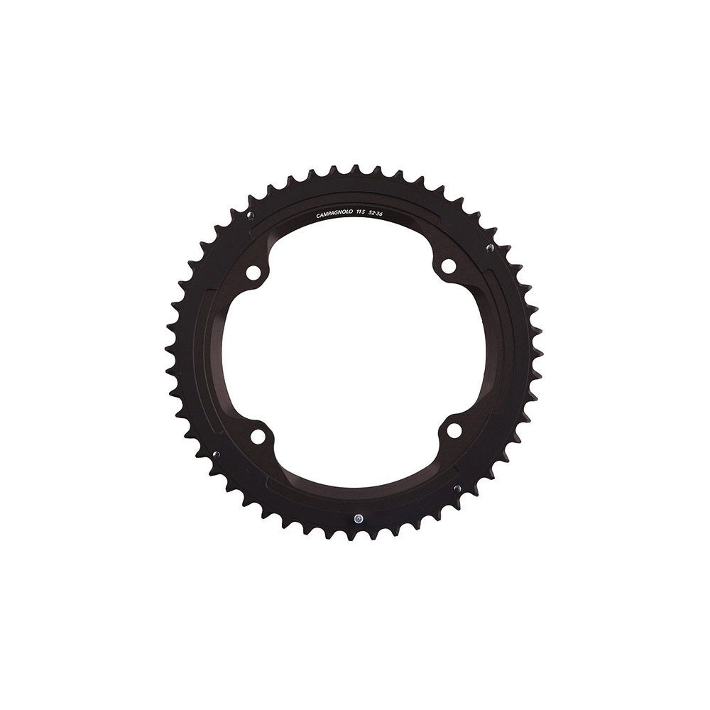 CAMPAGNOLO 50T FOR 34T C/RING+SCREWS 11X