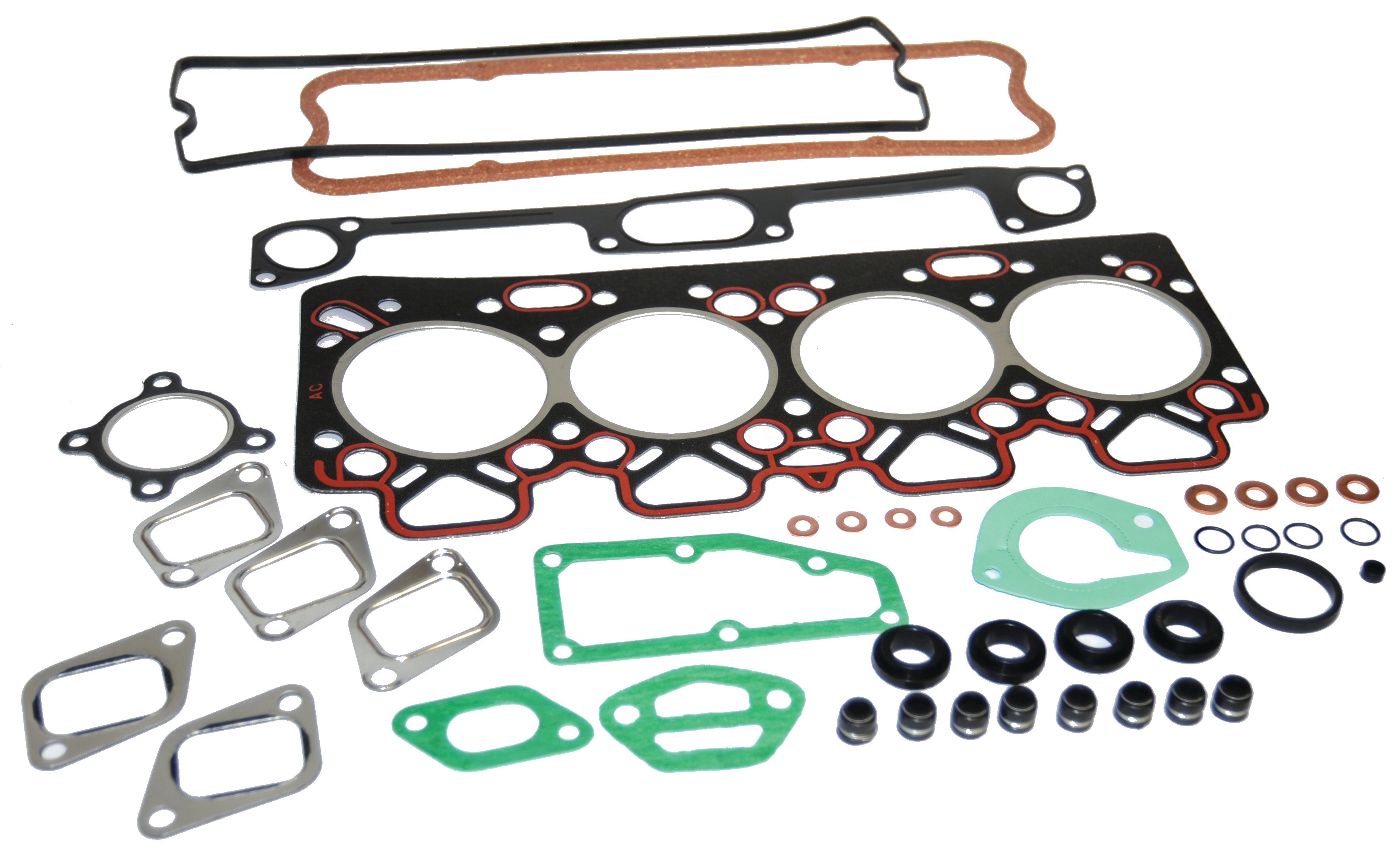 CHALLENGER TOP GASKET SET 107287