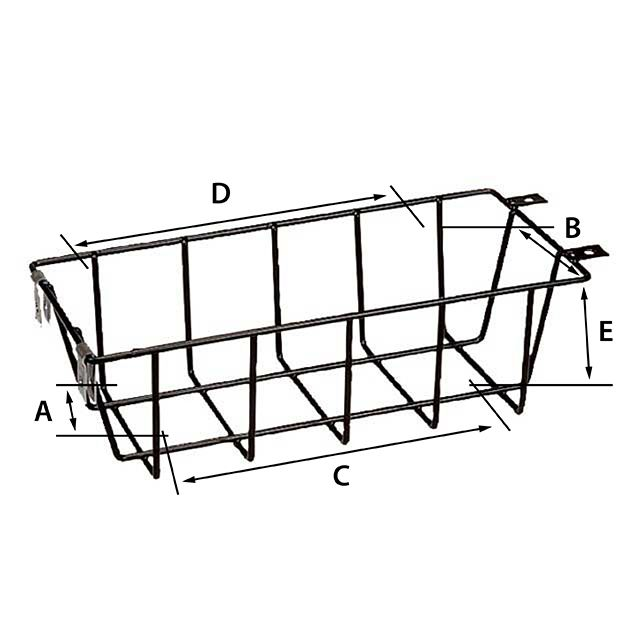 PROTECTIVE WIRE CAGE A2621