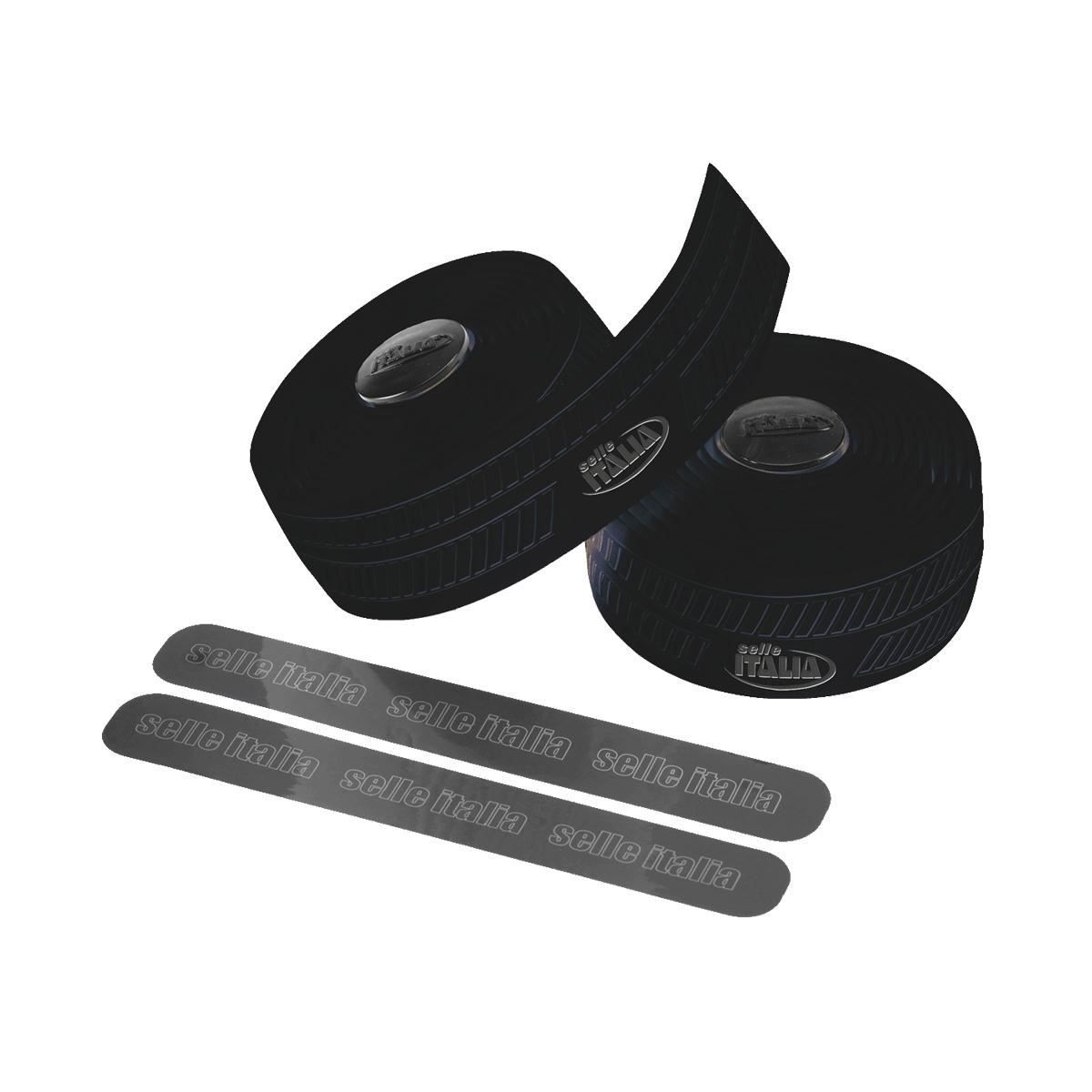 Selle Italia Smootape Controllo Bar Tape: Black