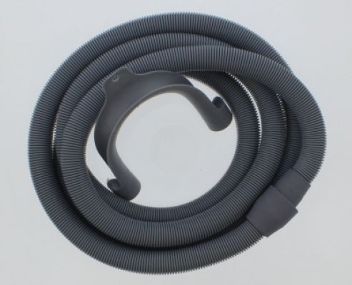 Drain Hose: 1.5m 21mm 90d(inc Hook) 5567