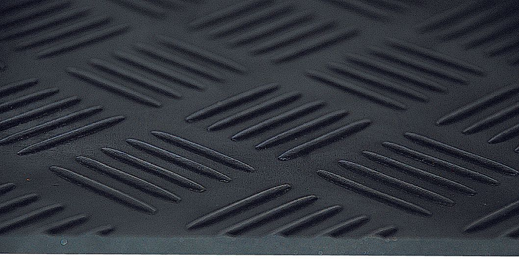 LAND ROVER MATTING-5 BAR CHECKER-10MMFOAM 101556