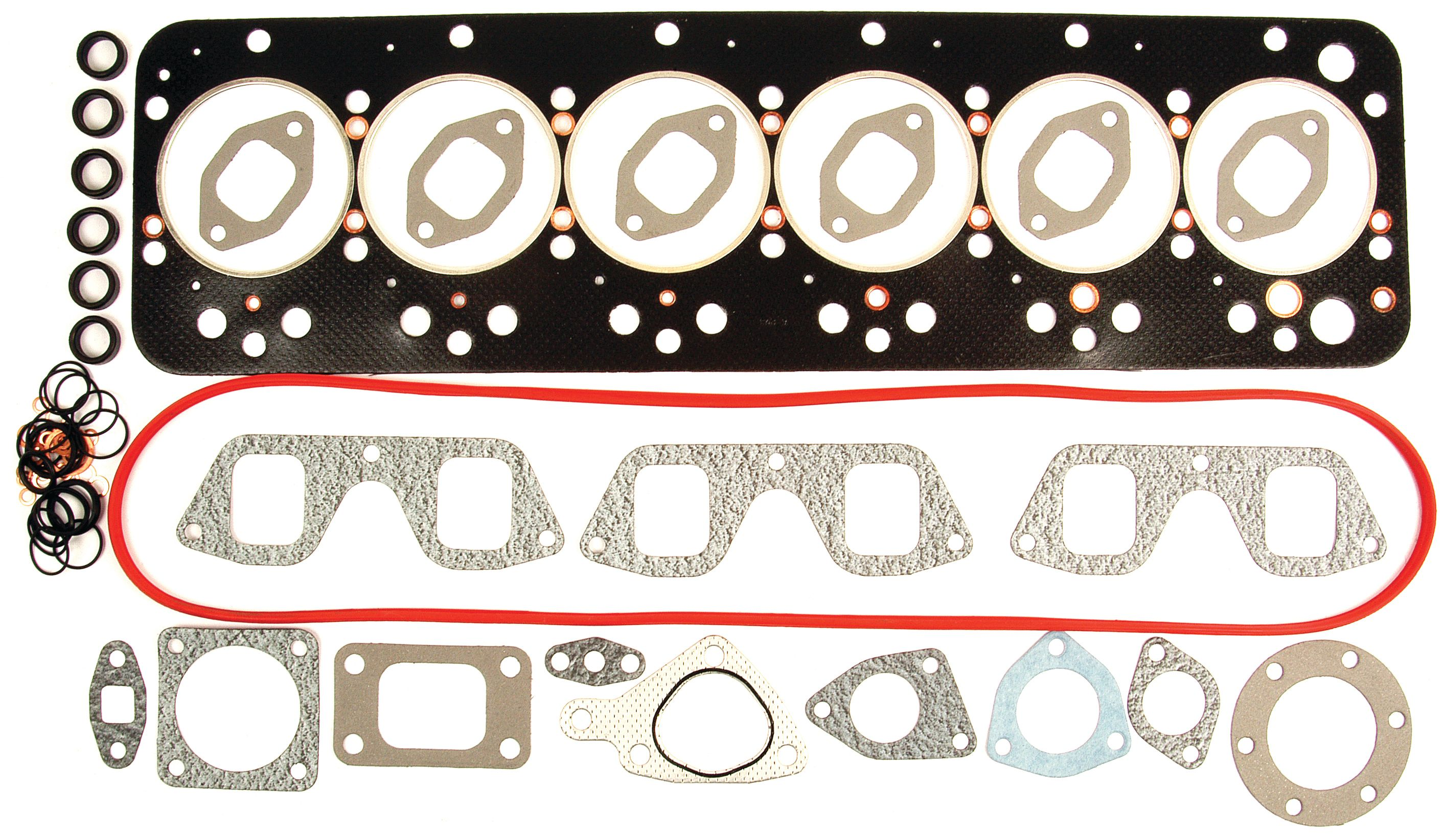 FIAT GASKET SET-HEAD 62097