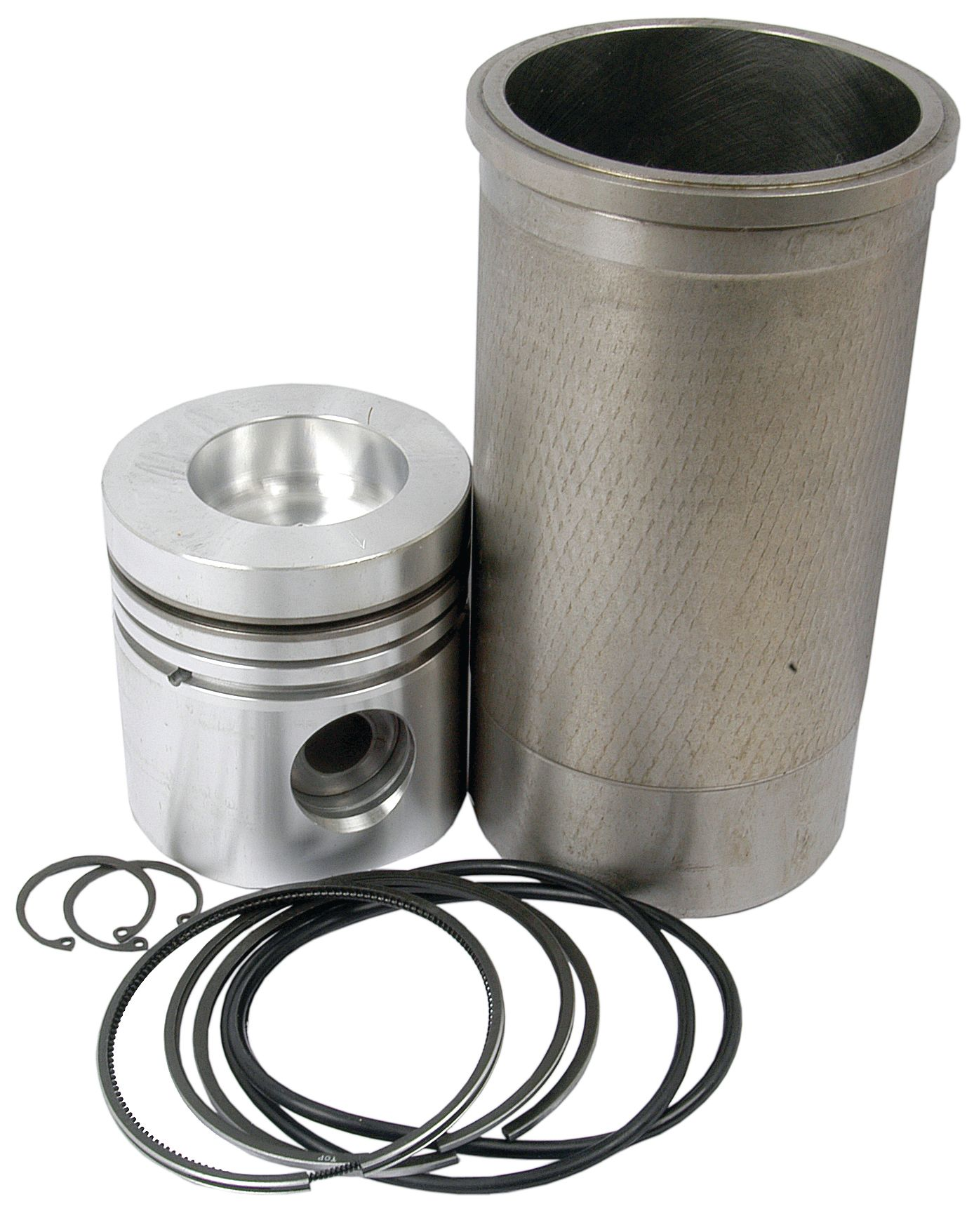 INT. HARVESTER PISTON,RING & LINER KIT 57852