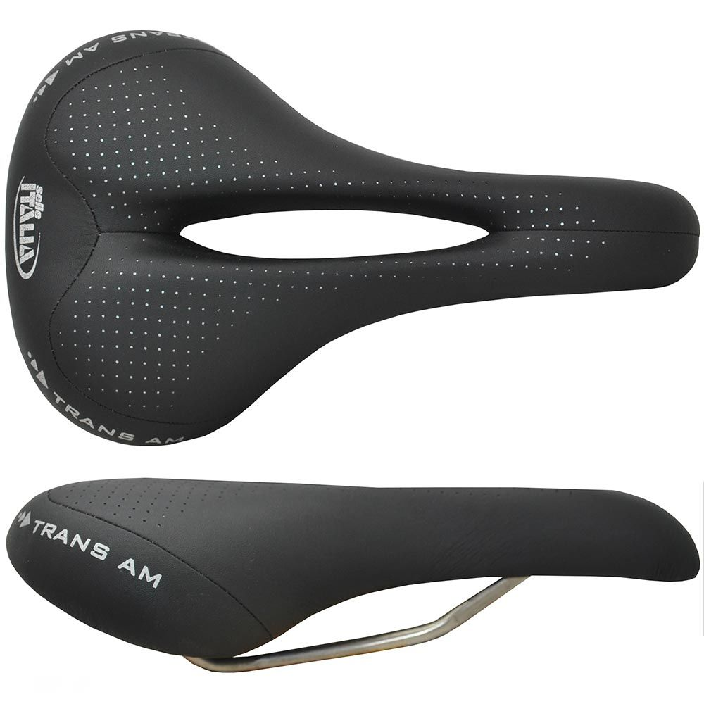 SELLE ITALIA TRANS AM LADY FLOW LEATHER SDF064