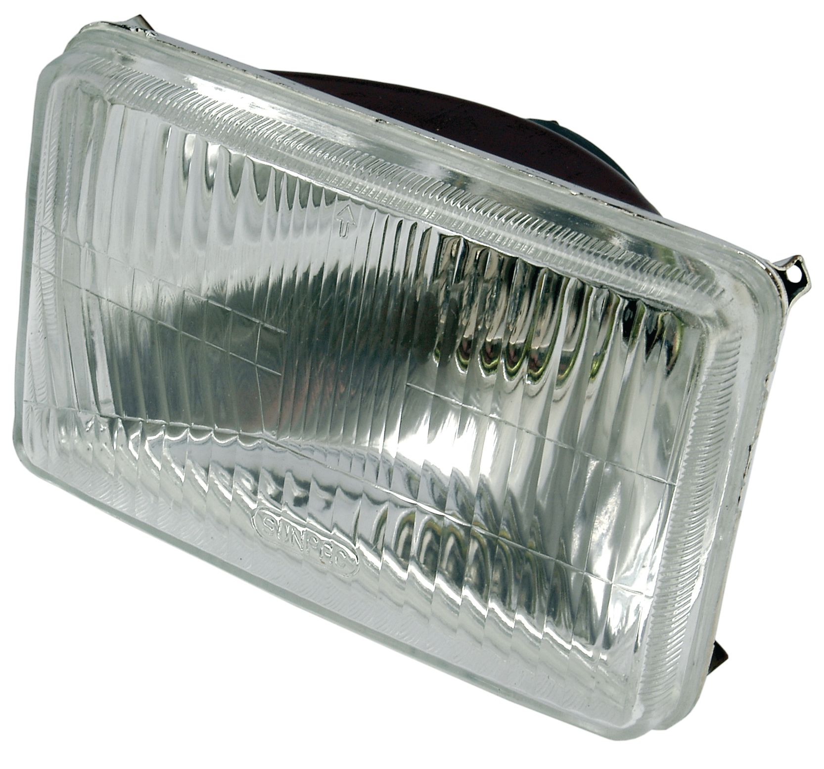DAVID BROWN HEADLAMP-(RH DIP) 7853