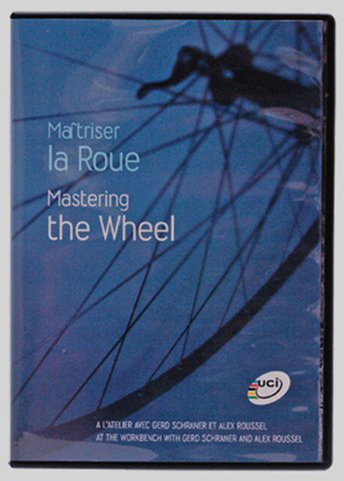 DT SWISS DVDISC DT MASTER THE WHEEL DVD1