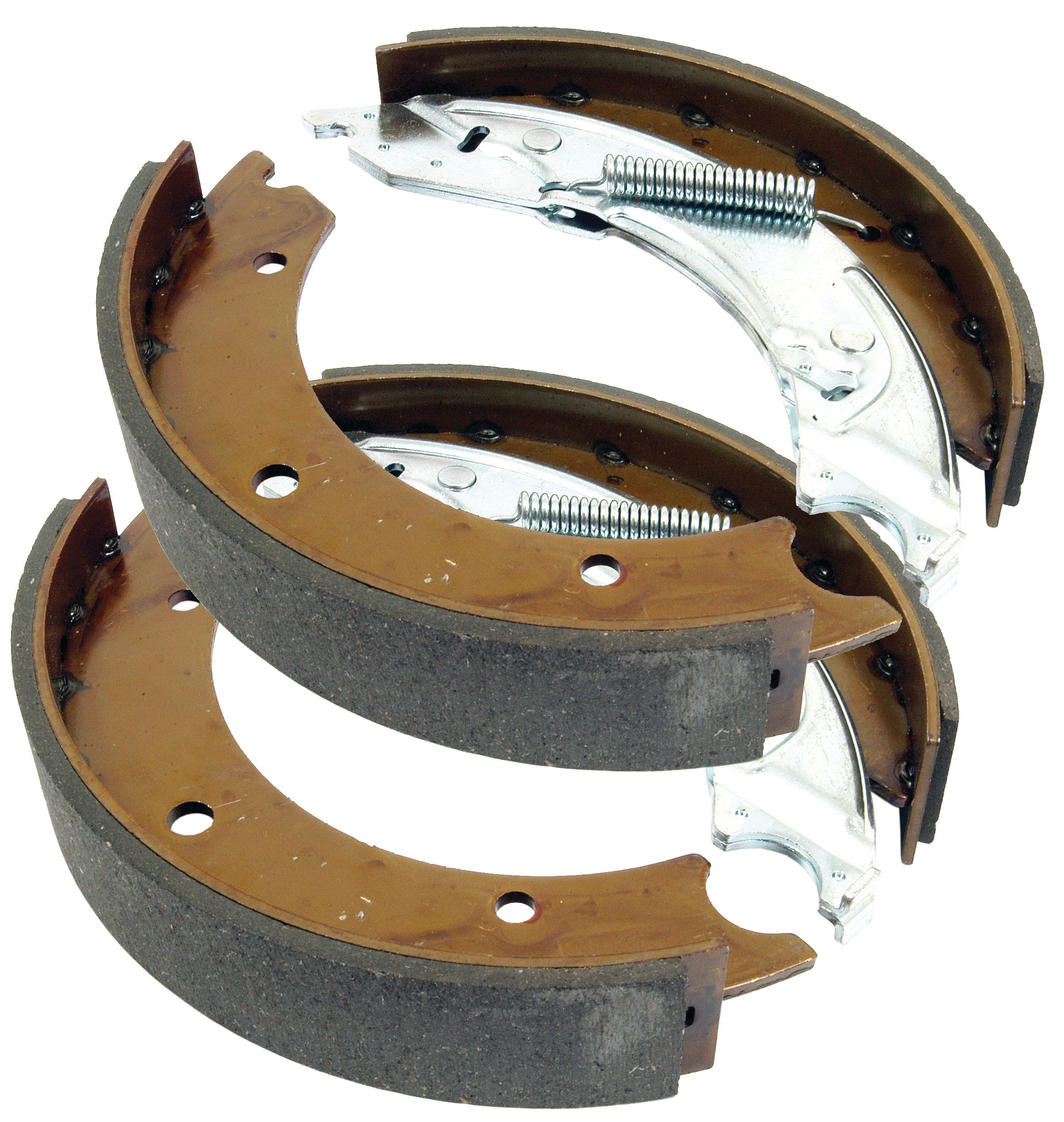 IFOR WILLIAMS BRAKE SHOE SET (250X40) 23216