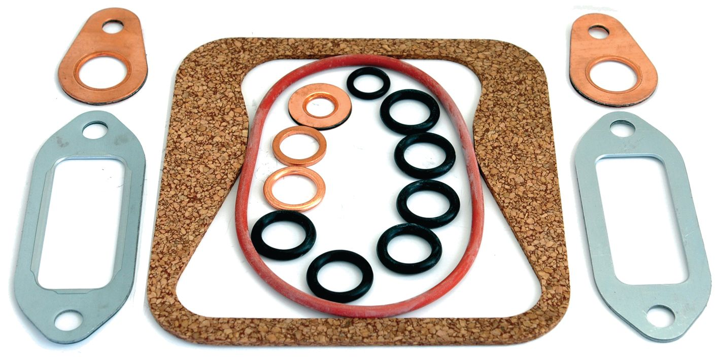 DEUTZ-FAHR TOP GASKET SET