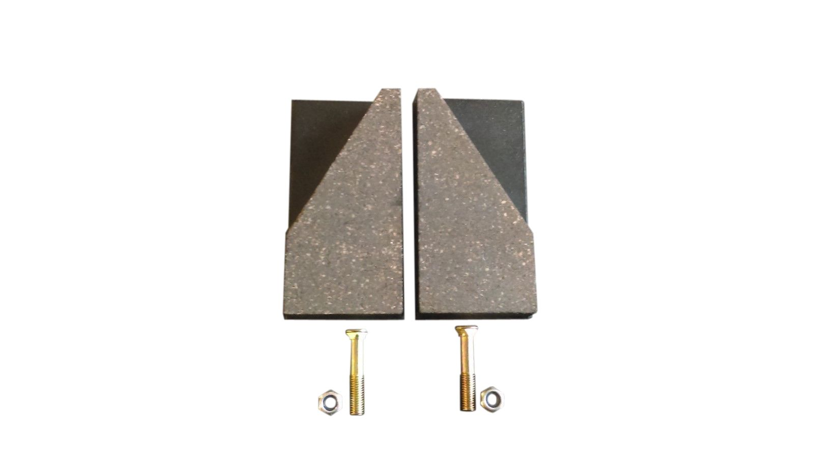 JCB PARTS HANDBRAKE PADS 15/920160
