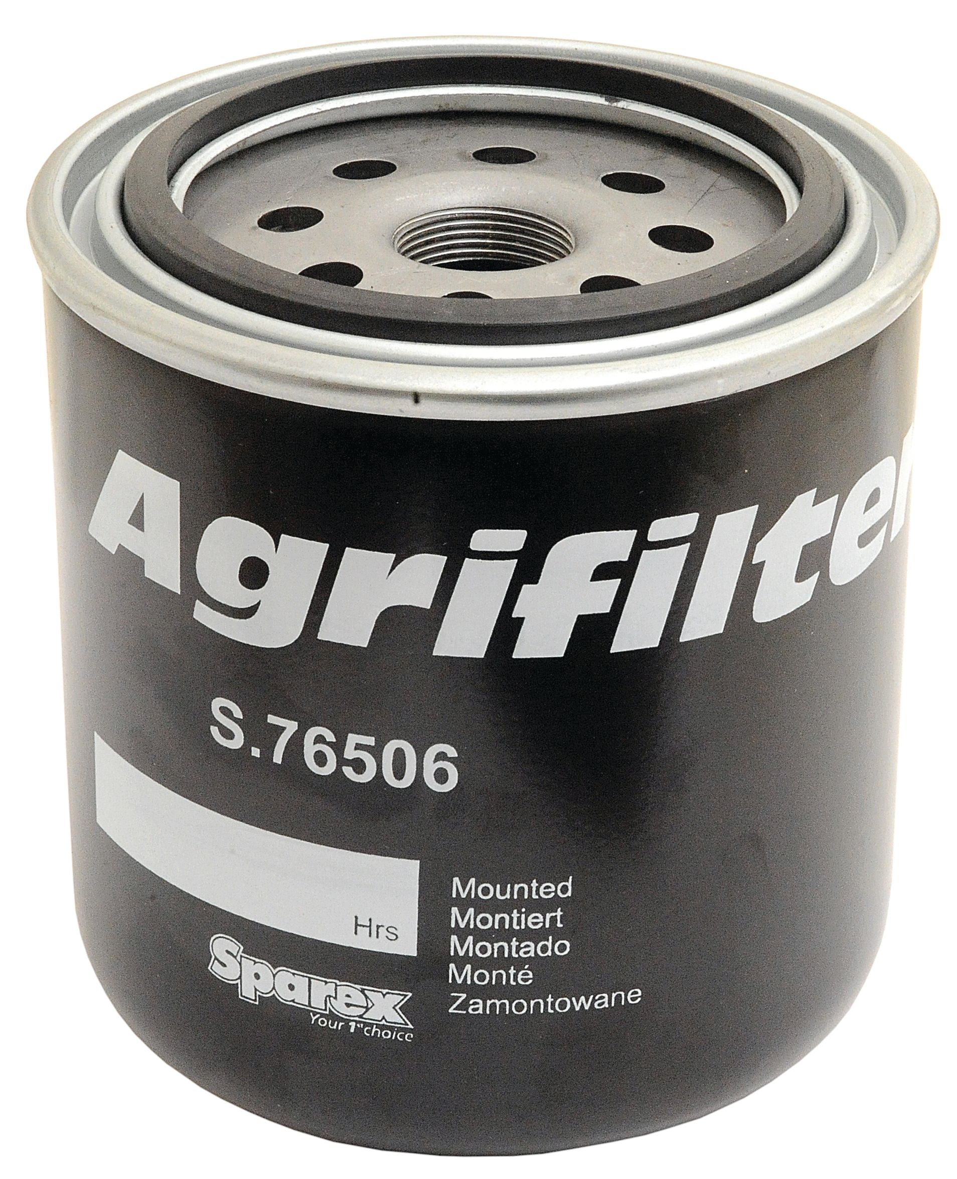 COUNTY OIL FILTER
